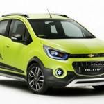 Si el Chevrolet Beat no es un SUV, hacemos una versión que sí lo sea y la llamamos Activ Concept