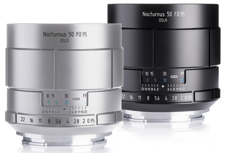 Meyer Optik Nocturnus 50mm F 0 95 Lens For Dslr Cameras