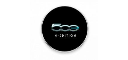 Fiat 500 N Edition Logo