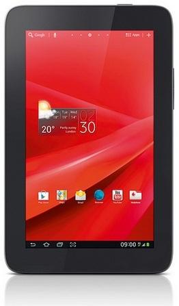 Vodafone Smart Tab II 7 front