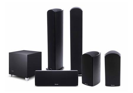 Así serán los primeros altavoces de Pioneer compatibles con Dolby Atmos