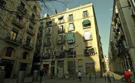 Descuentos para parados en el barrio del Raval de Barcelona