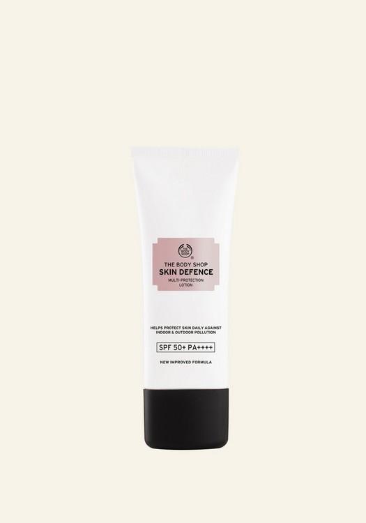 Loción Multiprotección Skin Defence FPS 50+ PA++++