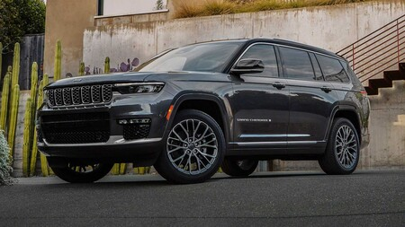 Jeep Grand Cherokee L 2021 1