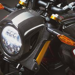 Foto 12 de 16 de la galería indian-ftr1200-carbon-2020 en Motorpasion Moto