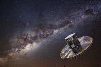 El telescopio europeo Gaia cartografiará la Vía Láctea para realizar el mapa más preciso de la galaxia