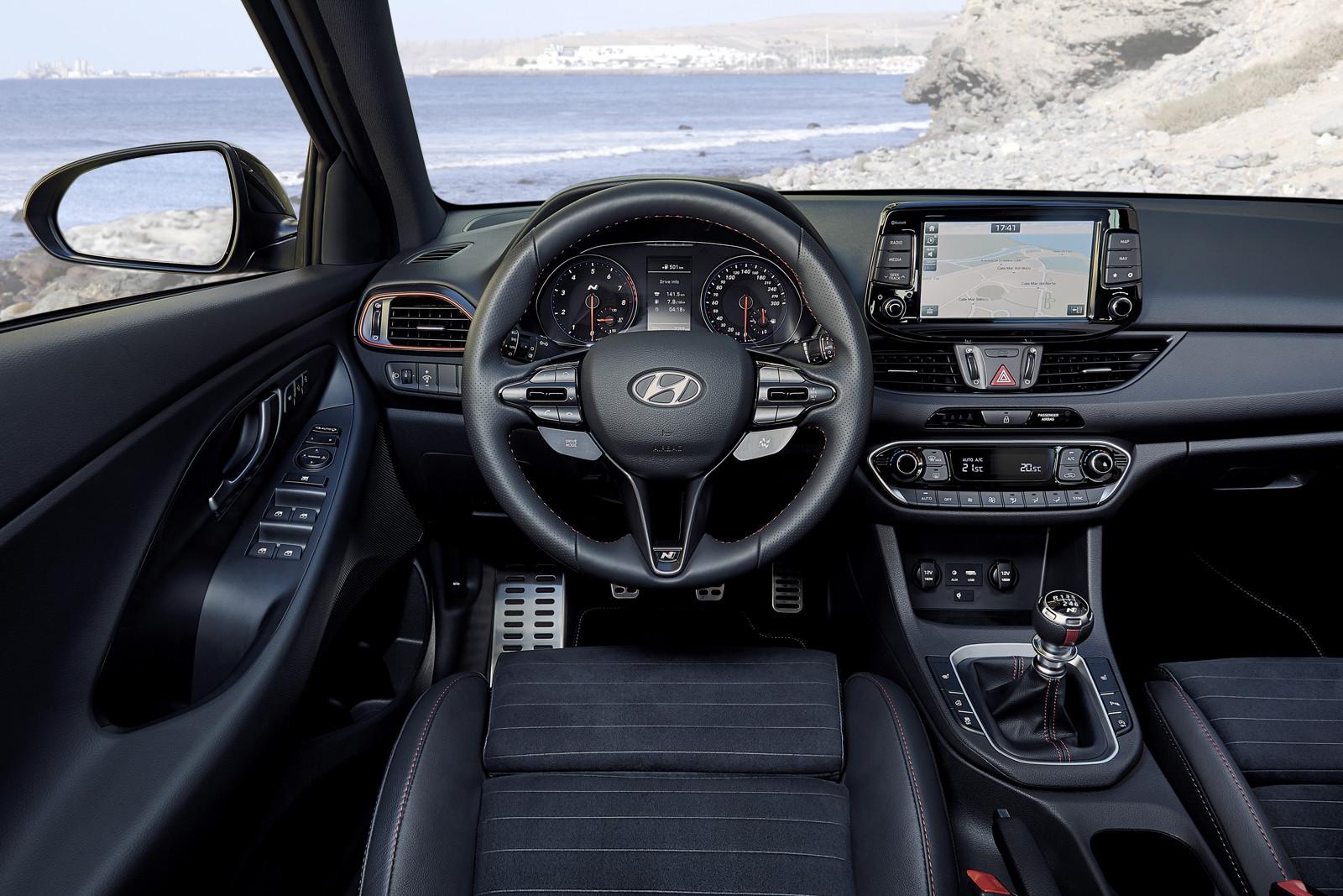 Foto de Hyundai i30 Fastback N 2019 (presentación) (43/125)
