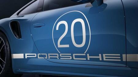 Porsche 911 20 Aniversario China 10