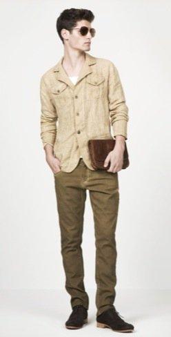Zara propone nuevos looks para el hombre de cara al Verano 2010 VI