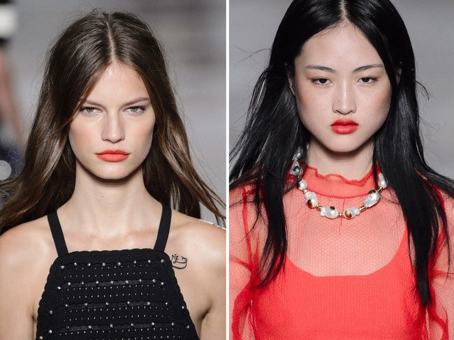 tendencias beauty pfw paris fashion week semana moda