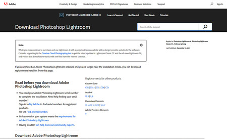 Adobe Lightroom 6 14 02