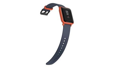 El económico Xiaomi Amazfit Bip, ahora en eBay más económico aún, en color naranja, por sólo 49,99 euros