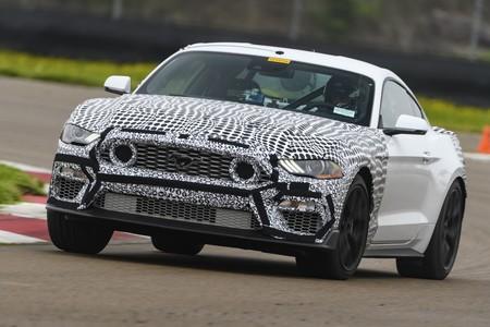 El Ford Mustang Mach 1 regresará este año, con todo su poder V8