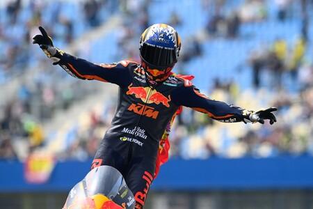 Raul Fernandez Assen Moto2 2021