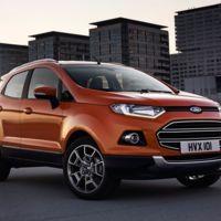 Ford podría vender el EcoSport en Estados Unidos para 2017