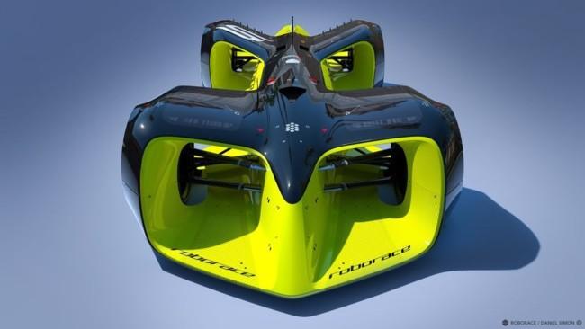 Roborace Front Blue 4000px 0