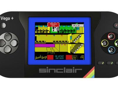 El mítico Sinclair ZX Spectrum quiere volver a la carga convertido en consola portátil