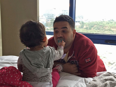 Papás blogueros: nos visita Rafa, del blog Descubriendo a papi