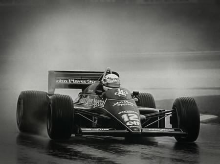 Primera Victoria Ayrton Senna 4
