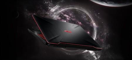 Asus TUF Gaming con Core i7-8750H, 8 GB RAM, HDD de 1 TB y GeForce GTX1050 a precio mínimo histórico en Amazon: 649 euros
