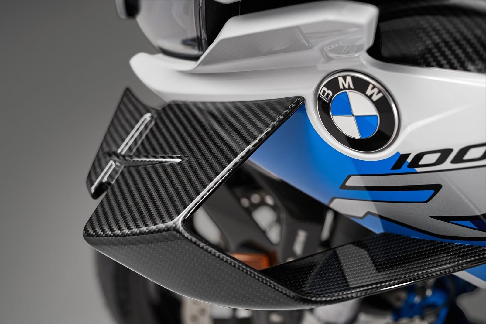 Foto de BMW M 1000 RR 2021 (16/21)