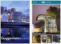 Aplicaciones viajeras para el iPhone: vive la experiencia del Museo Guggenheim de Bilbao