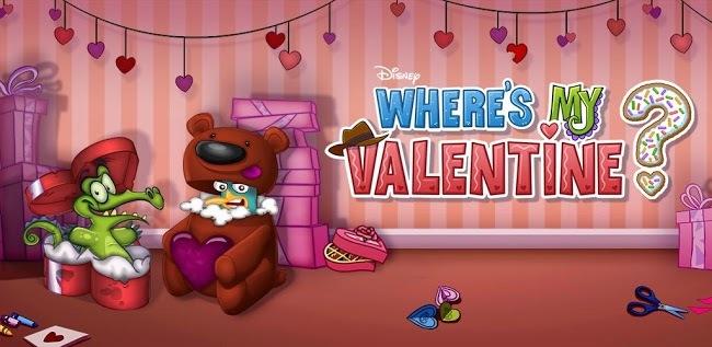 ¿Dónde está mi San Valentín?