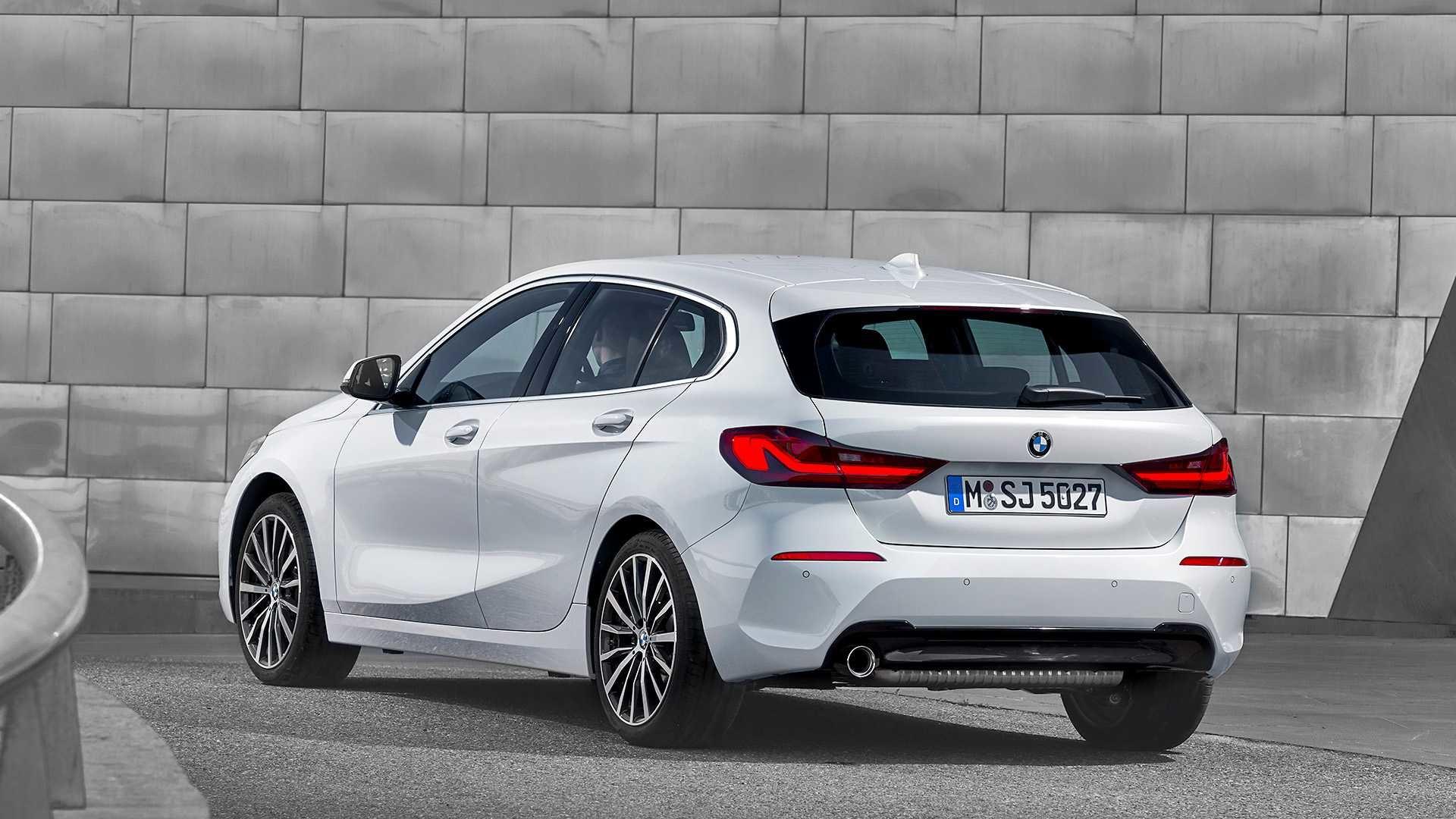 Foto de BMW Serie 1 2020 (27/66)