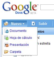 Google Docs añade por fin la opción de crear presentaciones