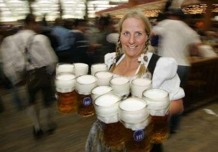 ¿La cerveza pierde su encanto en Alemania?
