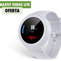 Llévate un Amazfit Verge Lite, un smartwatch con GPS y una autonomía brutal, a precio de locura con este cupón: por 34,90 euros hoy en Amazon