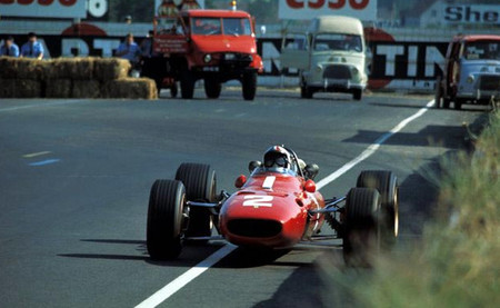 Chris Amon Le Mans 1967