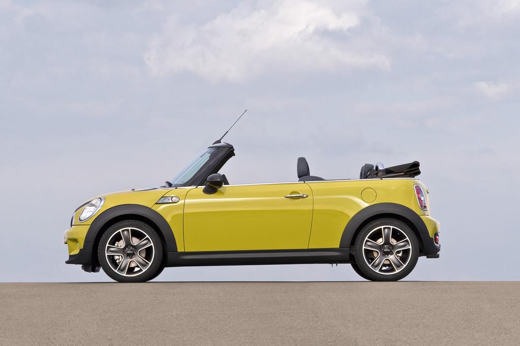 Foto de Nuevo Mini Cabrio (9/26)