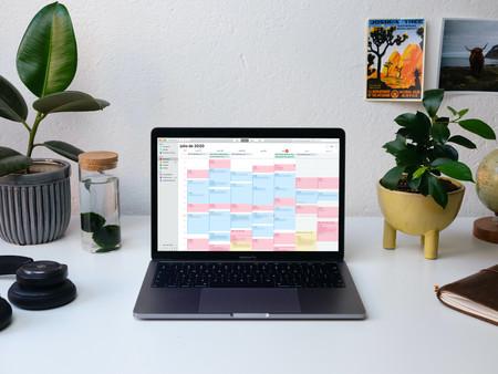 Así es como uso el calendario para organizar mi vida entera