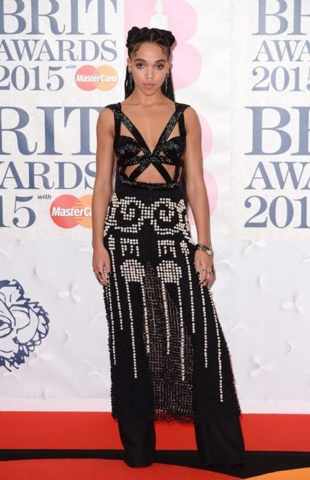 Fka Twigs Brit Awards 2015