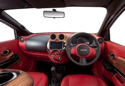 Lujo para todos, dice el nuevo Nissan Versa by DC Design