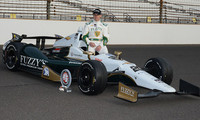 Ed Carpenter repite pole position en las 500 Millas de Indianápolis