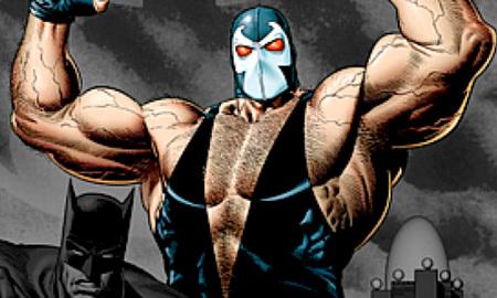 'Batman: Arkham Asylum', este es el espectacular y terrorífico Bane