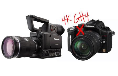 Panasonic GH4K, con vídeo a 4K para competir con Canon y BlackMagic, podría llegar en pocos meses