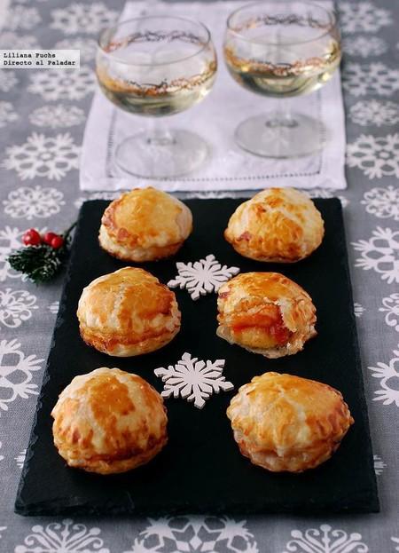 Paseo por la gastronomía de la red: recetas de botanas y aperitivos para Navidad y Año Nuevo