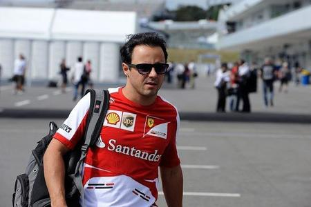 Felipe Massa ignoró las órdenes de equipo de Ferrari