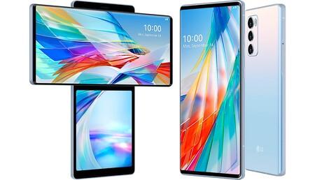 Desvelado el precio del LG Wing en Corea: doble pantalla giratoria por menos de 900 euros