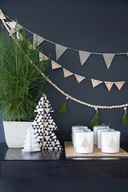 La semana decorativa: ideas para Navidad personales y con mucho encanto
