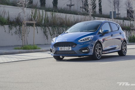 Ford Fiesta St 2020 Prueba 032