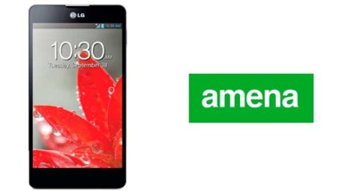 Precios LG Optimus G con Amena