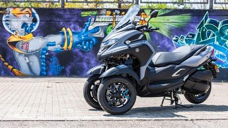Yamaha Tricity 300 2020 Prueba 001