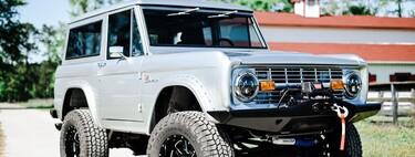 Ford Bronco Sport 1977, Osprey convierte al todoterreno en un restomod solo para puristas