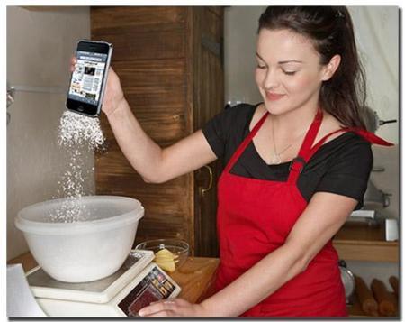 Combina listas de la compra y recetas en tu iPhone