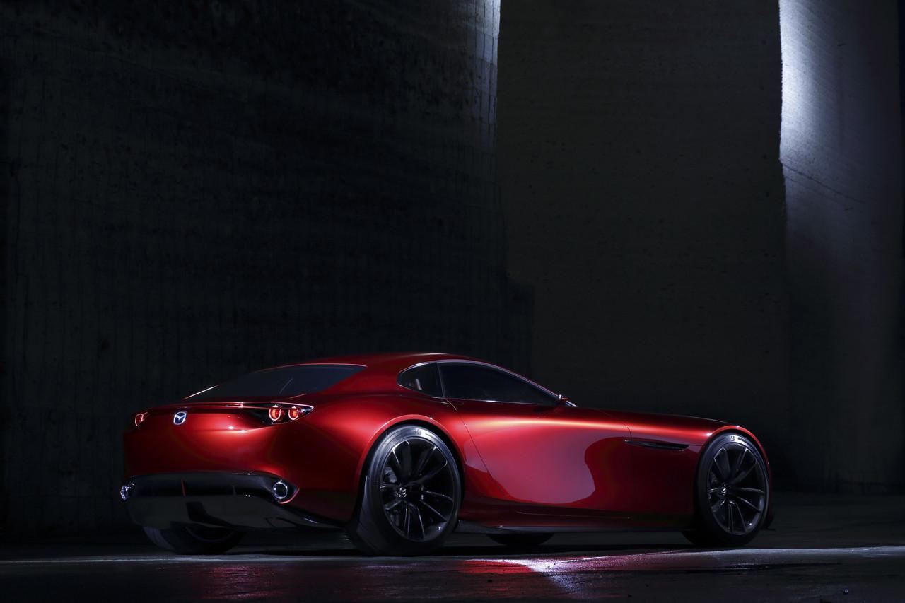 Foto de Concept Mazda RX Vision Tokyo 2015 (9/19)