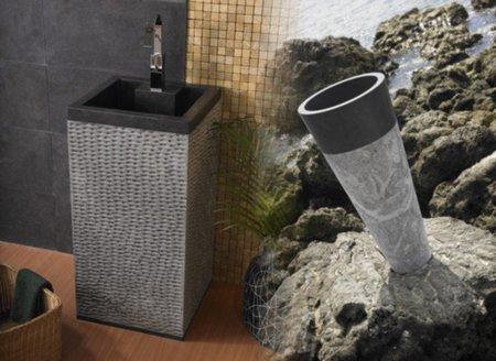 lavabos natural series bathco
